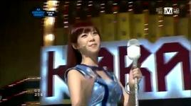 step (m! countdown comeback stage 15/9/2011) - kara