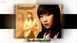 like a star (vietsub) - tae yeon (snsd), the one