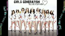 genie (official instrumental) - snsd