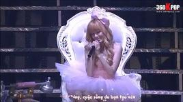 barbie girl - jessica jung, hee chul (super junior)