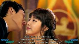 without you and i - lena park, park bom (2ne1)