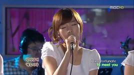 la la la - tiffany (snsd), jessica jung, seo hyun (snsd), tae yeon (snsd)
