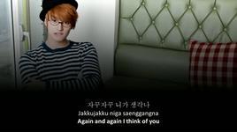 0330 (lyrics on screen) - u-kiss