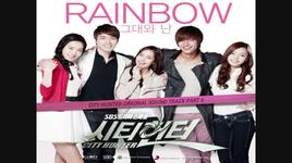 i'm with you (city hunter ost) - rainbow