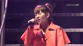 over the rainbow - jessica jung, tae yeon (snsd), seo hyun (snsd)