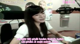 melon chunji radio sunny special (16.6.2008 part 1/4) (vietsub) - sunny (snsd)