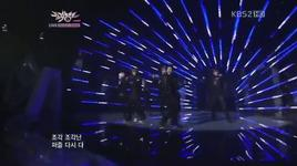 a-cha (musicbank @ kbs comeback stage 23/9/2011) - super junior