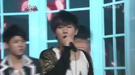 nothing a poss over live - super junior