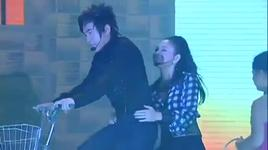 [live show] ngoi sao bay (tup leu ly tuong) - dan truong, thanh thao