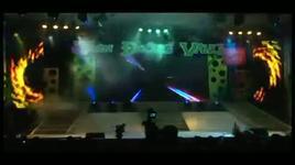 [live show] thien duong vang (ngoi sao bay remix) - dan truong
