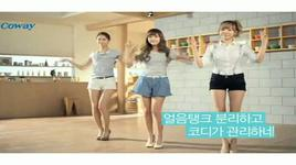 snsd dance - woongjin coway , hwangsanghoon - snsd