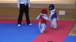 taekwondo nhi - dang cap nhat