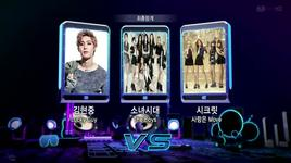 the boys @  m.netcountdown (winner) - snsd, v.a