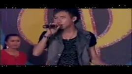 dau hieu tinh yeu (live) - pham truong