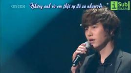 7 years of love - kyu hyun (super junior)