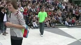 michael jackson flashmob - dang cap nhat