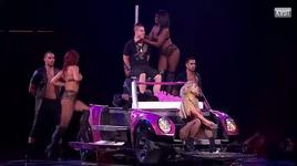 live the femme fatale tour (2011) [part 4]  - britney spears