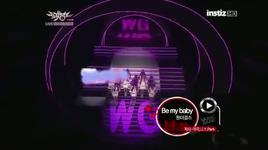 be my baby (live, vietsub) - wonder girls