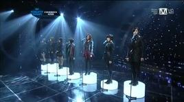 cry cry (m! countdown comeback stage 17/11/2011) - t-ara