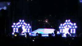 fire (going together concert in vietnam with 2ne1) - 2ne1