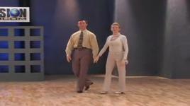 slow foxtrot (gold) - bai 24: bounce fallaway with weave ending - dancesport