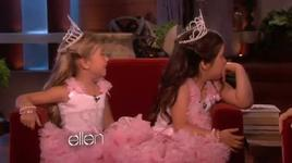 rolling in the deep - sophia grace and rosie