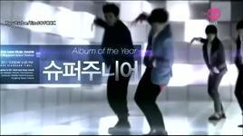 album of the year (mama 2011 @ 2911) - super junior