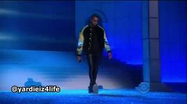 stronger (2011 victoria's secret fashion show live performance) - kanye west