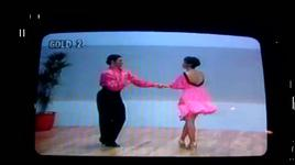jive (gold) - chicken walks (bai 25) - dancesport