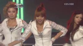 pop pop pop (music bank @ kbs 2/12/2011) - bp rania