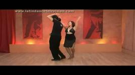 bachata closing routine - dancesport