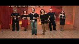 bachata lesson 2 - dancesport