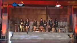 cry cry (live dance ver.) - t-ara