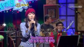 chrismas songs - tae yeon (snsd)