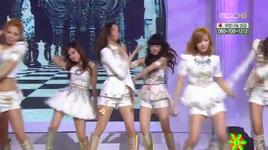 the boys (music core @ mbc special christmas 24/12/2011)  - snsd