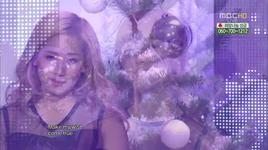 all i want for christmas is you / be my baby (24.12.2011) - wonder girls