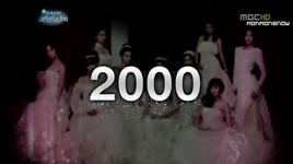 about history of snsd @ mbc 'fairy tale' christmas special  (24.12.2011) - snsd
