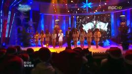 mbc fairy tale christmas special (part 10/10) - snsd