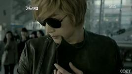 vcr + dance performance (sbs gayo daejun 29/12/2011) - after school, kim hyun joong
