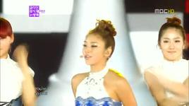 queen (korean music wave in bangkok) - son dam bi