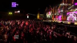 i go crazy because of you (korean music wave in bangkok) - t-ara