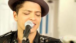 the lazy song (studio session live) - bruno mars