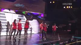 why are you being like this (remix) (kbs dream concert‬‏) - t-ara