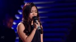 all by myself (live) - charice