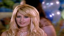 kiss the girl - ashley tisdale