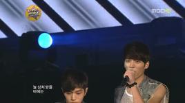 be mine  (110911 k-pop all-star live in niigata) - infinite