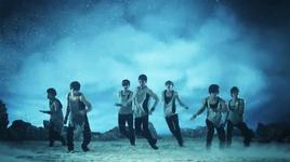 neverland (dance version) - u-kiss
