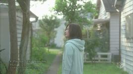 please stay with me - yui