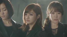 cry cry (ballad version) - t-ara