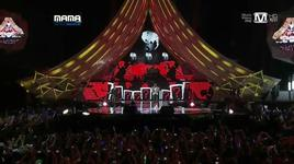 where is the love (mnet asian music awards 2011) - the black eyed peas, cl